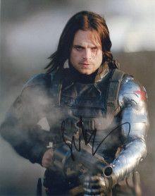 キャプテンアメリカでは悪役を演じた俳優 セバスチャン・スタン。