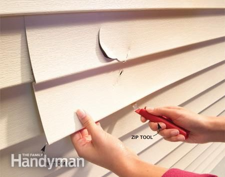 How to Replace Vinyl Siding                                                                                                                                                                                 More