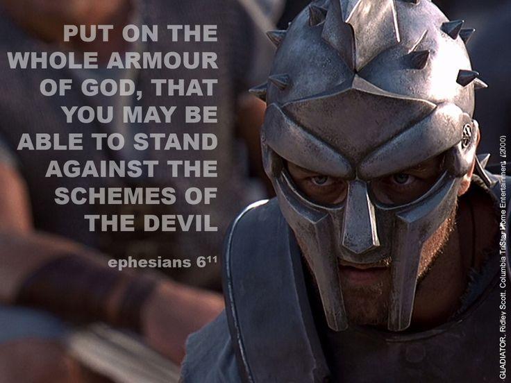 Armor Of God Tattoo | Put on the whole armour of GOD | oligopistos