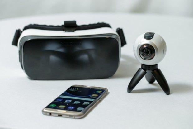 Samsung Gear 360 price