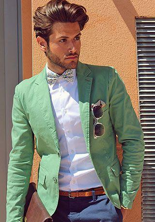 グリーンジャケットの着こなし・コーディネート一覧【メンズ】 | Italy Web