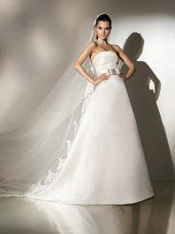 Svatební šaty - Pepe Botella VN-316
