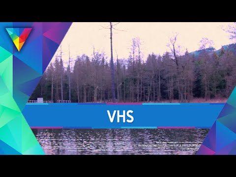 #23 HitFilm 3 Express - Efekt VHS   Poradnik ▪ Tutorial - YouTube