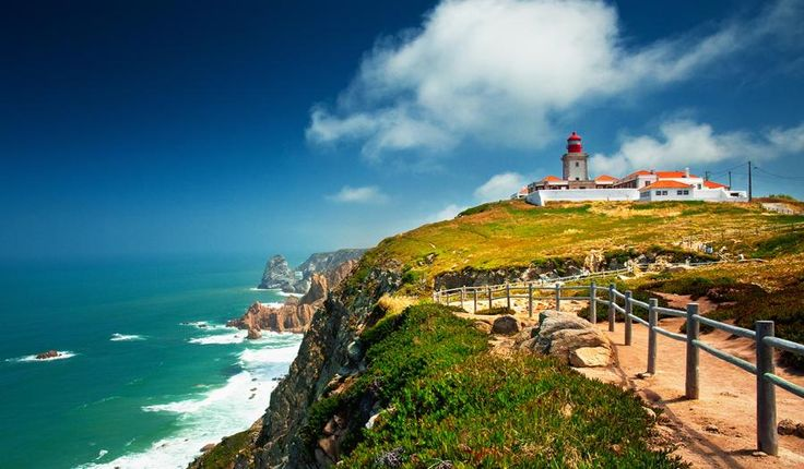 Fall in love with magical Sintra, visit the magnificent Pena Palace and admire the western most point of the European Continent, known as Roca Cape, walk along the Portuguese Riviera – Cascais with Tourboks.