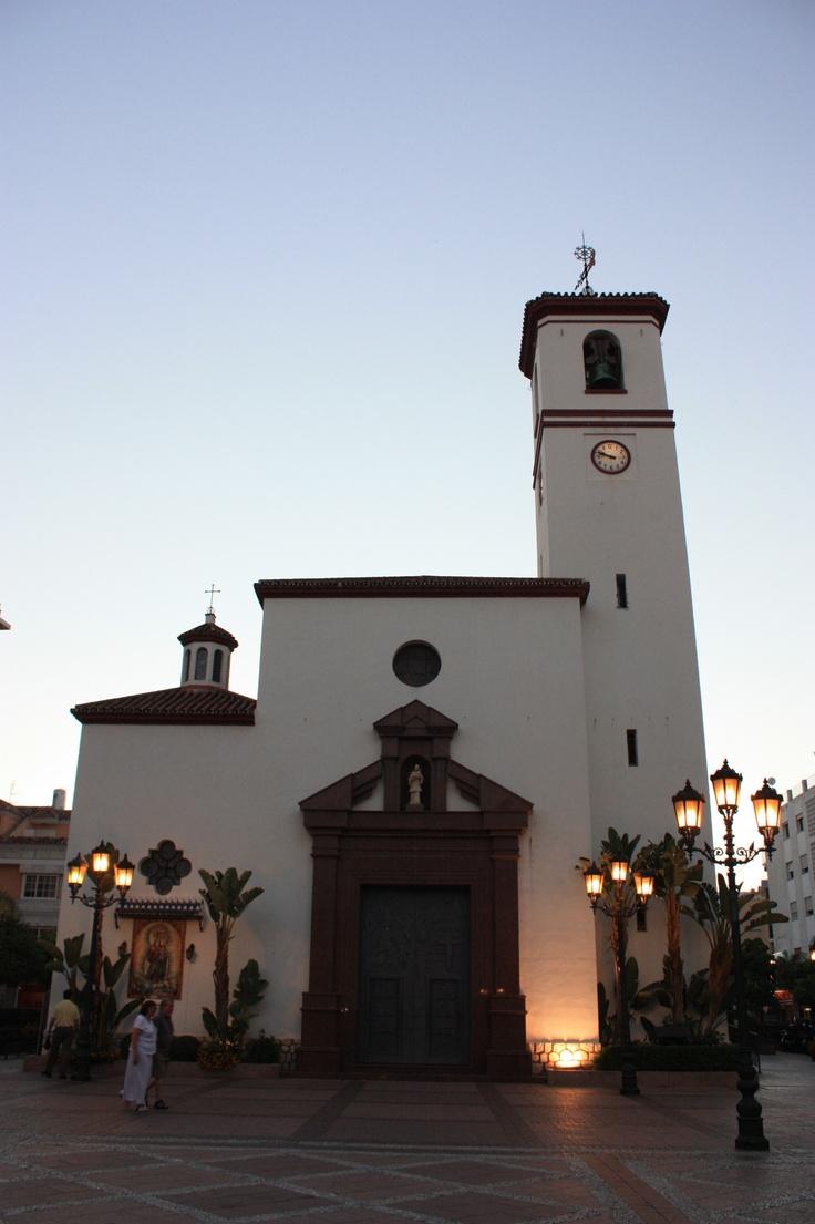 Fuengirola, Spain - 2012
