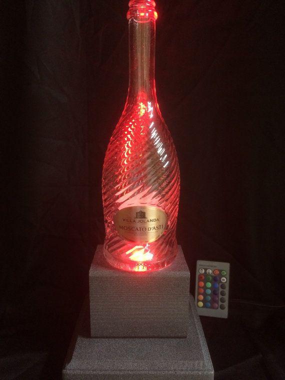 Best 25+ Liquor bottle lamps ideas on Pinterest   Bottle ...