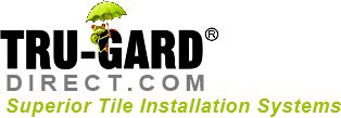 VISIT OUR HOME PAGE trugarddirect.com Superior Tile Installation Systems  - Lifetime Warranty - Protect your home from moisture! #DIY #Remodeling #Reno #Inspo #kits #home #Remodel #Shower #Showers #House #New #Water #Vapor #barrier #vaporbarrier #waterproof #waterproofing #membrane #bathroom #masterbathroom #DreamShower #Bath #2017 #NewConstruction #DreamHome #MasterBathroom #kerdi #schluter #showerpan #mortar #mortarbed #Tile #Tiles #Thisoldhouse #Stone #Marble #Flooring