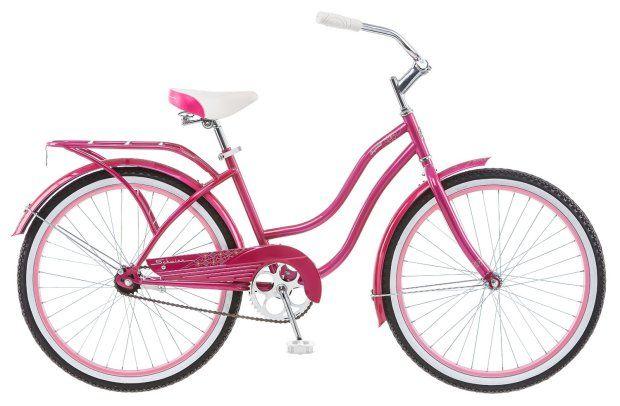 24 inch girls cruiser bike