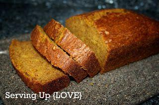 Bobby Flay's Pumpkin Bread -