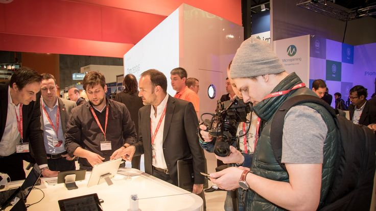 Ubuntu at Mobile World Congress 2015