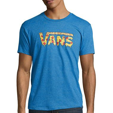 jcpenney.com   Vans® Pizza Logo T-Shirt