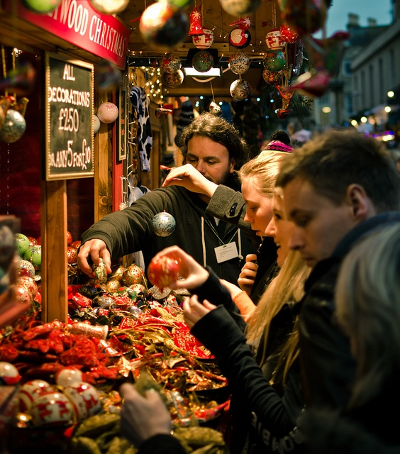 Are you as excited for Christmas shopping and festivities as we are?!  http://www.artsquest.org/christkindlmarkt/