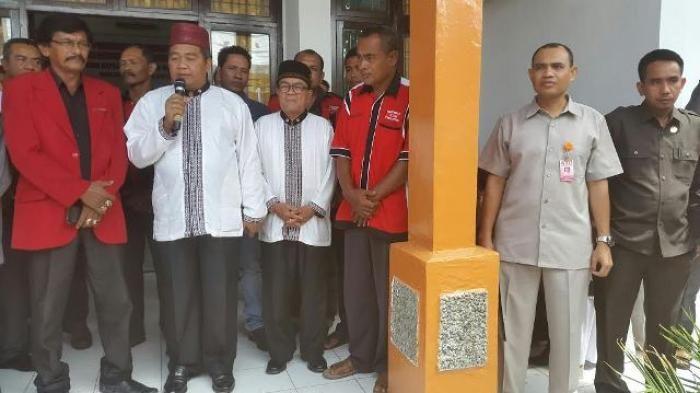 DPRK Aceh Barat Laporkan Ramli MS ke Polda