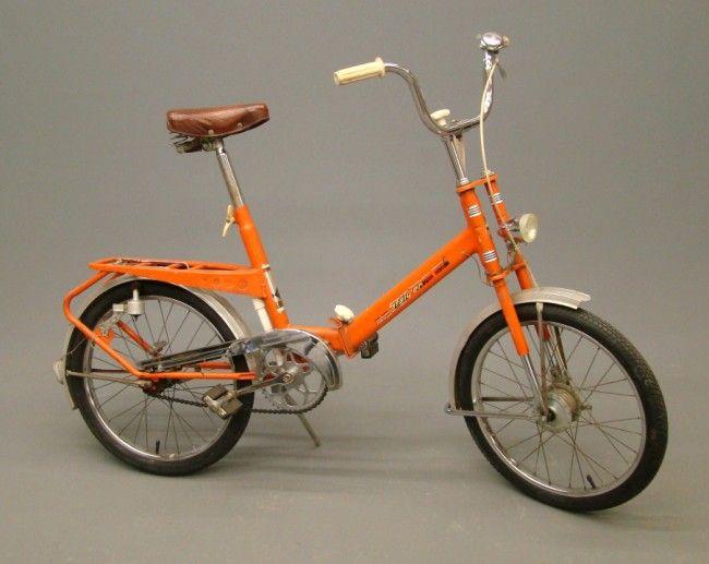Foldable bike (1970's) baby