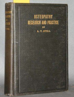 osteopath's bible 1st edition