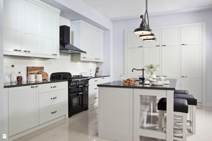 Kuchnie z Drewna Hul - zdjęcie od Domar - Kuchnia - Styl Skandynawski - Domar