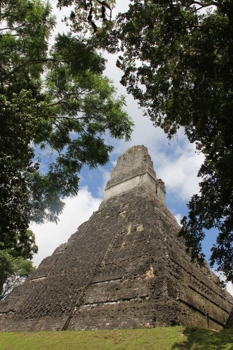 Gran Jaguar En Tikal Guatemala Travel Wish List Pinterest - 7 ancient ruins of central america