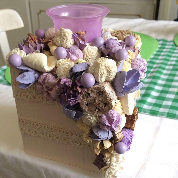 #flower #spring #decor #diy #homemade