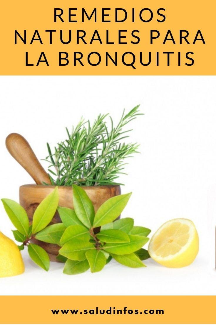 Remedios Caseros Para La Bronquitis Aguda En Ninos