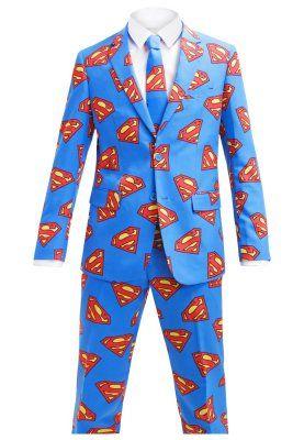 SUPERMAN - Anzug - blue
