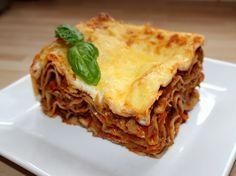 Zöldséges lasagne recept