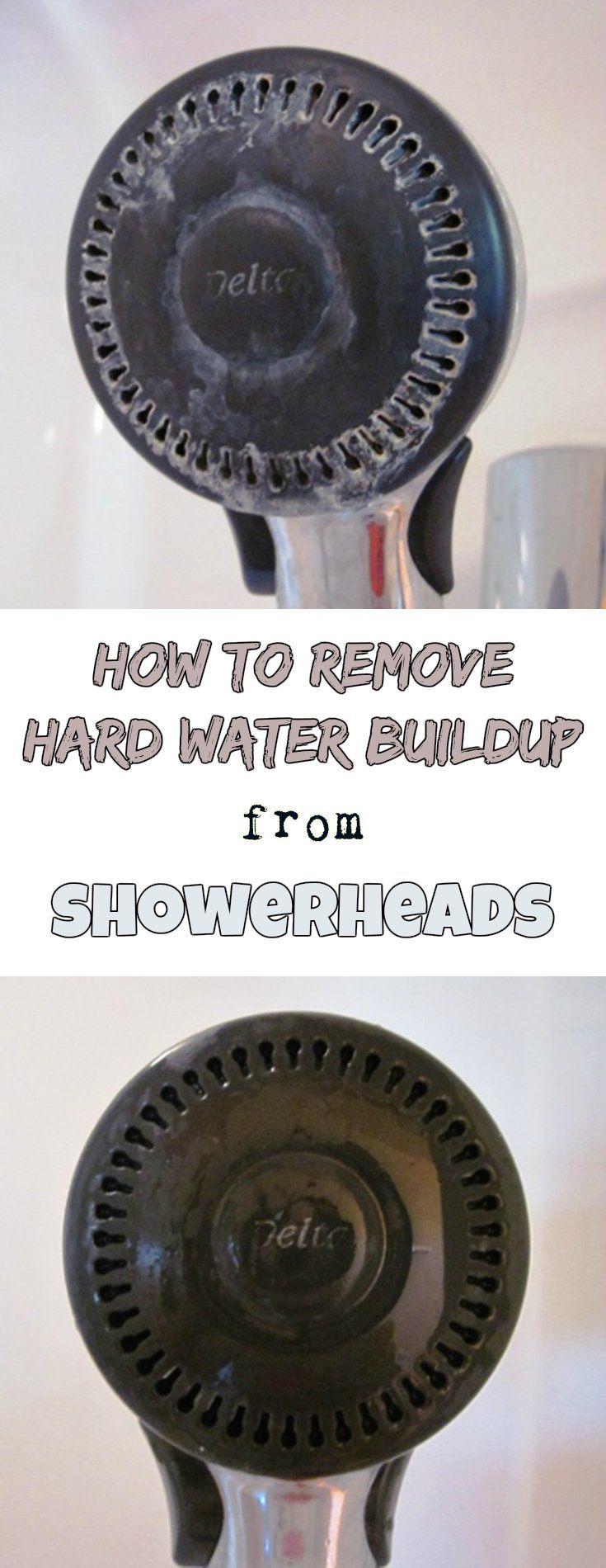 how to clean hard water buildup in dishwasher