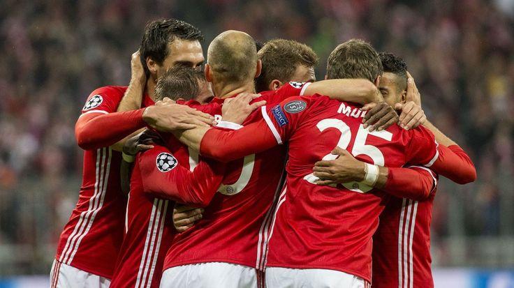 Reds return to winning ways - FC Bayern Munich