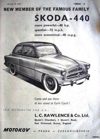 1955 Skoda Ad
