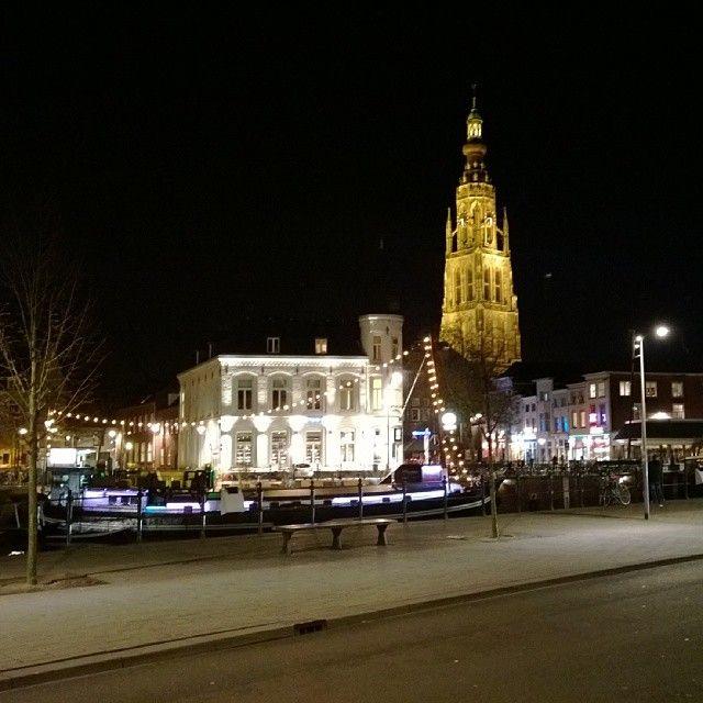 Haven Breda in Breda, Noord-Brabant