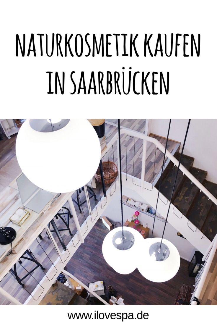 Naturkosmetik Shop in Saarbrücken - Spa & Wellness Saabrücken - Naturkosmetik Treatments im Organic Beauty Store Saarbrücken