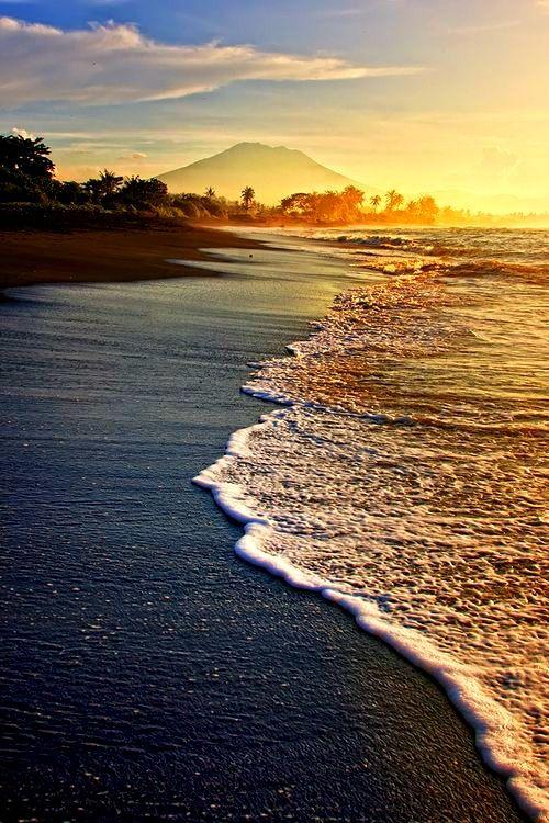 Faire son footing sur la plage I #Bali I