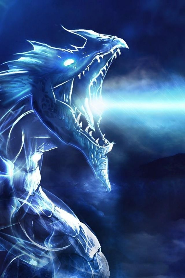 Hd Dragon Wallpaper For Mobile 38 Dzbc Org Lightning Dragon Mobile Wallpaper Wallpaper