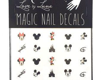 Disney Nail Decals – Set of 50