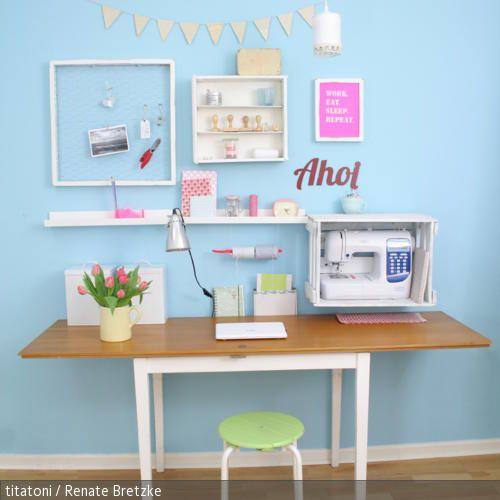 diy arbeitsplatz - Herman Miller Schreibtisch Veranstalter