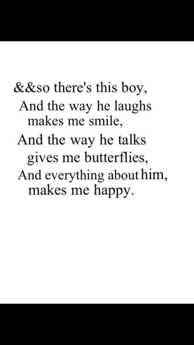 Love quote cute love quote for him