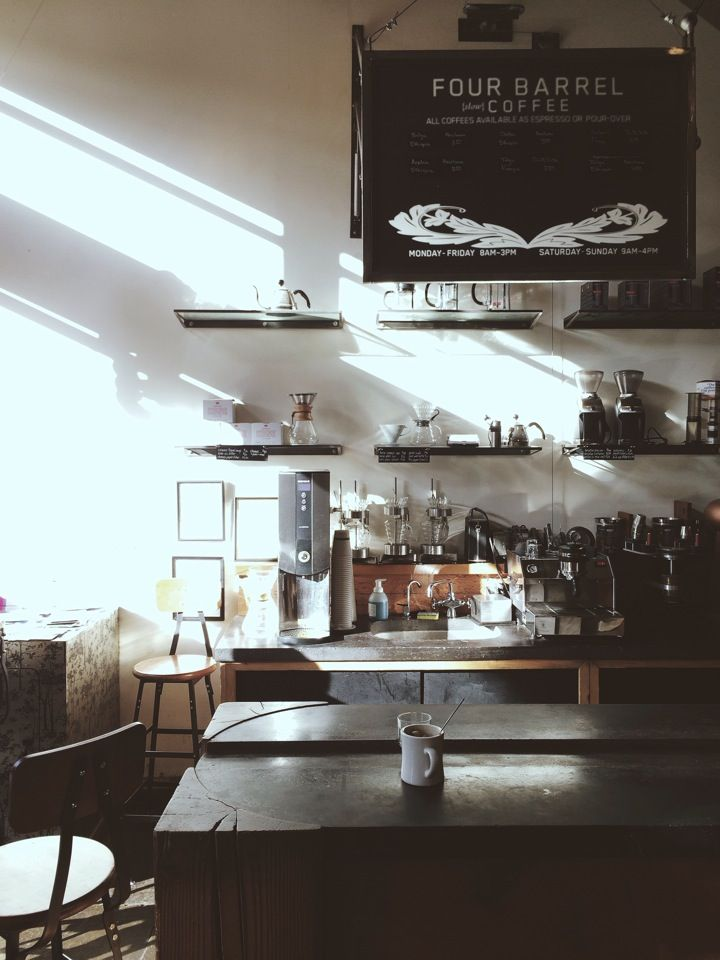Four Barrel Coffee - San Francisco