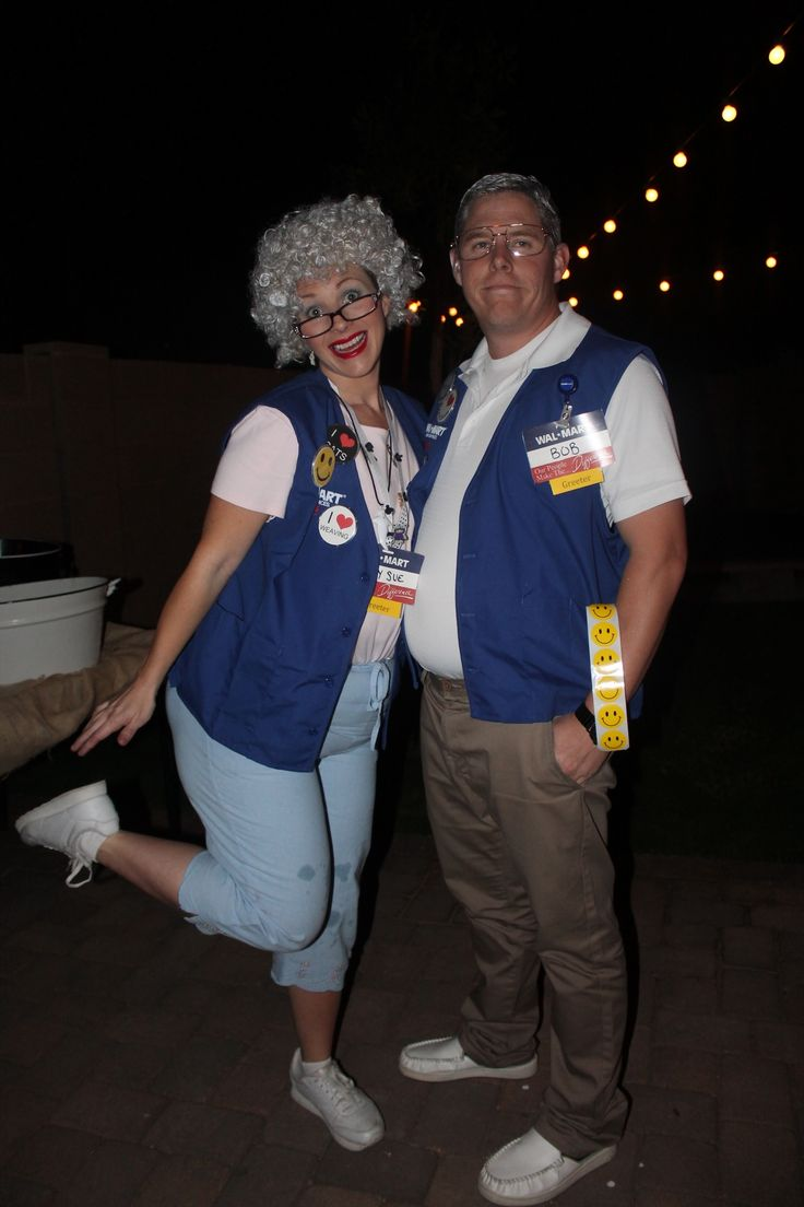 Halloween costumes for couples!