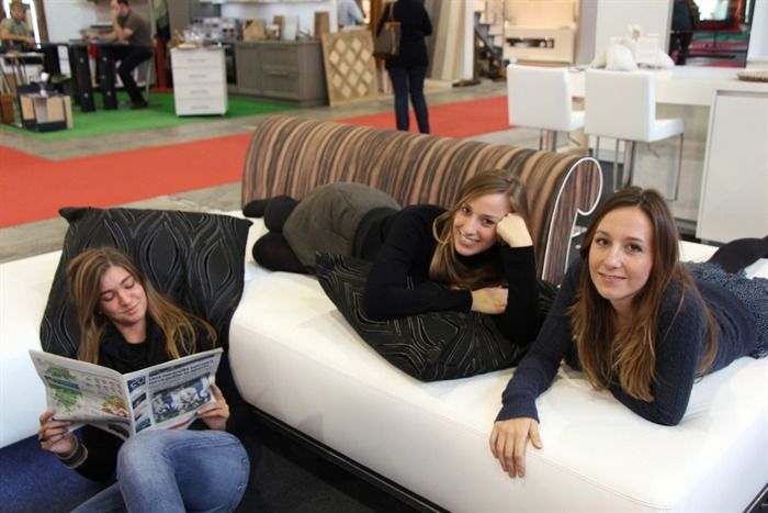 Flesswood® Sofa made by Touch of Style - Le Artecasine
