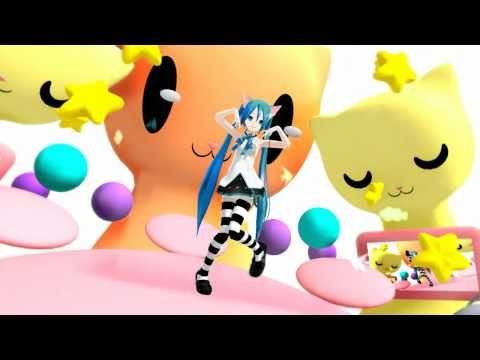 MJQ Ft. [初音ミク] Miku Hatsune - Nya Nya Da Da (Music Video) - YouTube