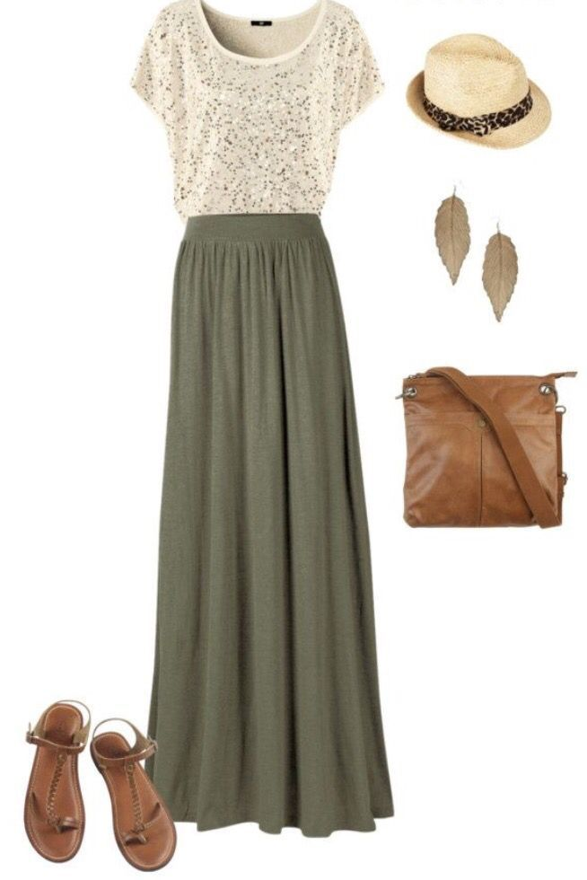 Spring outfits. Maxi skirt. Stitch fix inspiration.  Try stitch fix :) personal styling service!   1. Sign up with my referral link. (Just click pic)  2. Fill out style profile!Make sure to be specific in notes.   3. Schedule fix and Enjoy :)   There's a $20 styling fee but will be put towards any purchase!