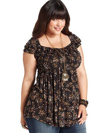 Plus Size Fashion                                                                                                                                                                                 Más