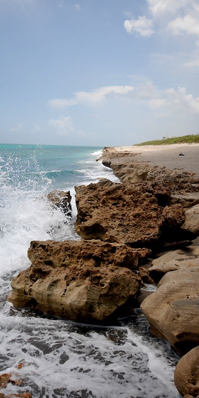 Blowing Rocks Preserve, Jupiter Island