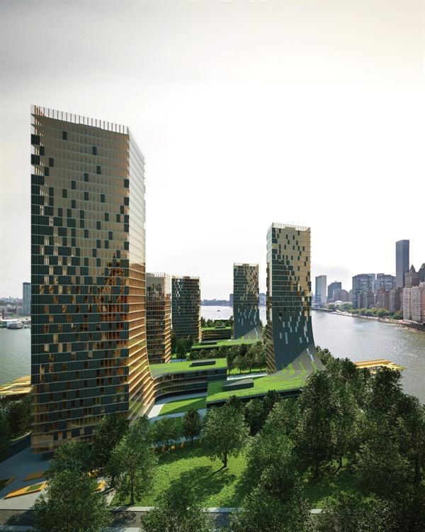 The Sustainable Future of Wooden Skyscrapers - Green Building - Architect  Magazine