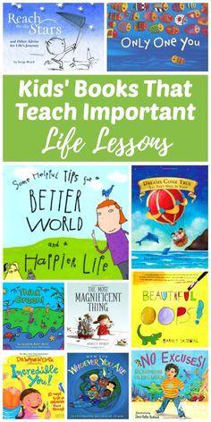 Kids Books That Teach Important Life LessonsAnne Spear