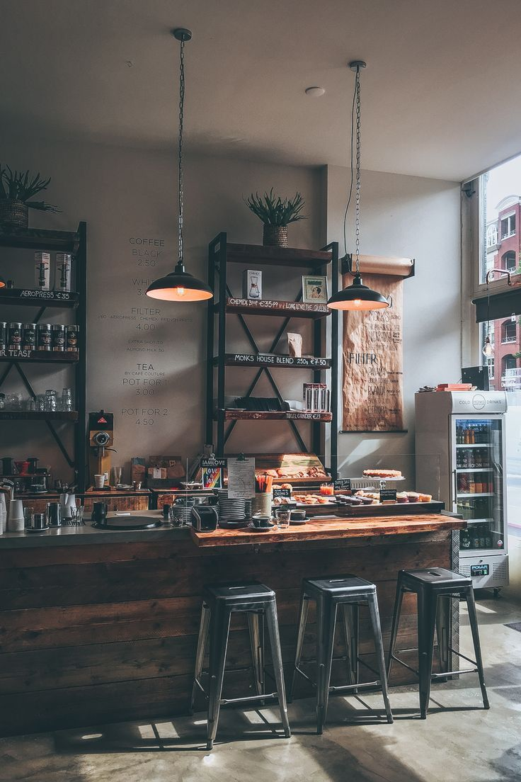 What I Really Want Is To Wake Up To Great Coffee About 30 Days In A Row Wander Stories Falli In 2020 Vintage Coffee Shops Coffee Bar Design Coffee Shops Interior