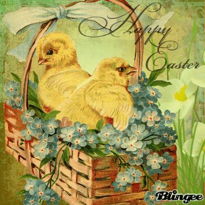 Happy Easter; Frohe Ostern