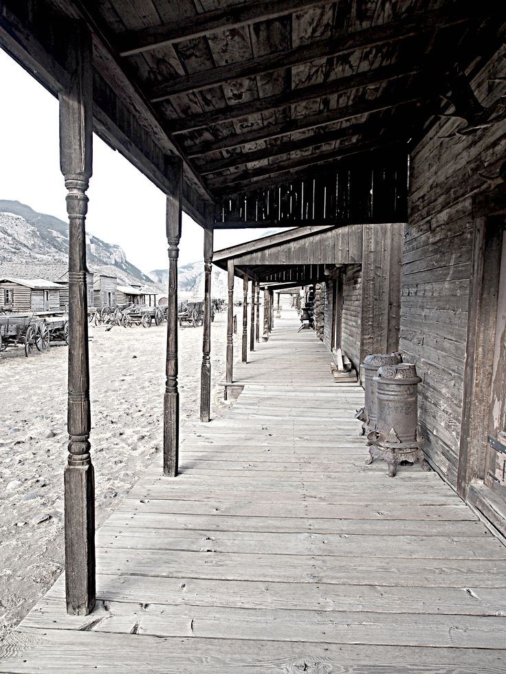 For a unique western experience tour a ghost town! Silver Reef, Utah.