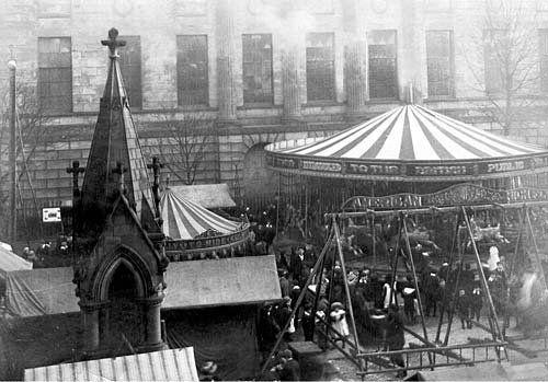 Stafford Town Centre 1906