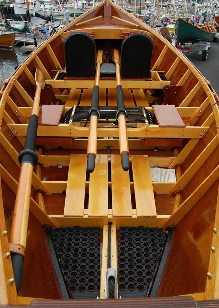 how to make a canoe out of wood