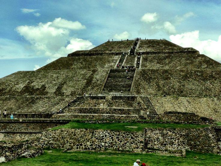 Piramides!